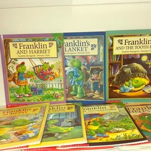 Franklin 📚 Books